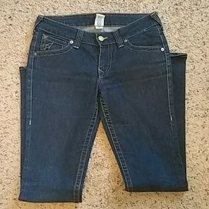 True Religion Becky Bootcut Jeans (30)